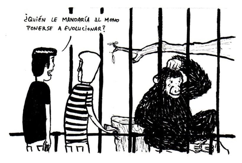 Con más o menos gracia - Comic 2
