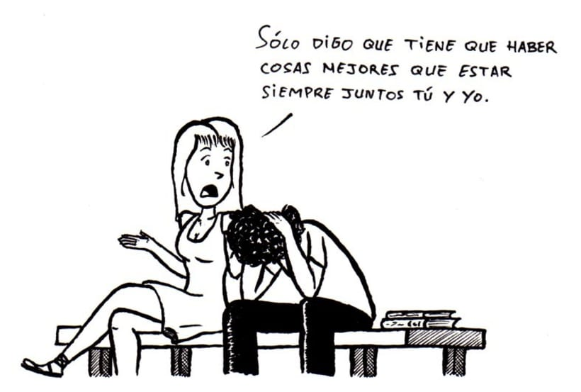 Con más o menos gracia - Comic 4