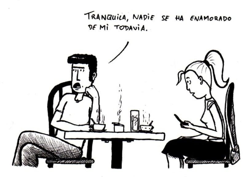 Con más o menos gracia - Comic 6