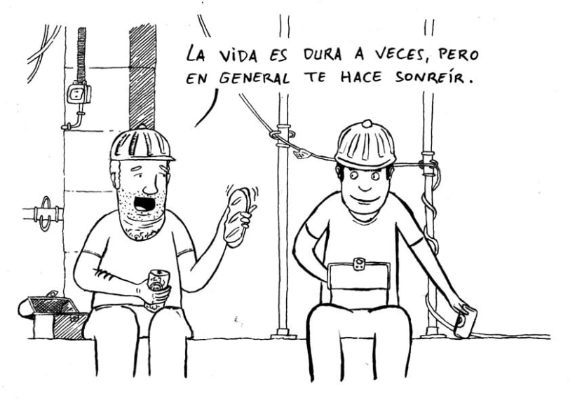 Con más o menos gracia - Comic 20
