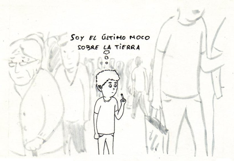 Con más o menos gracia - Comic 24