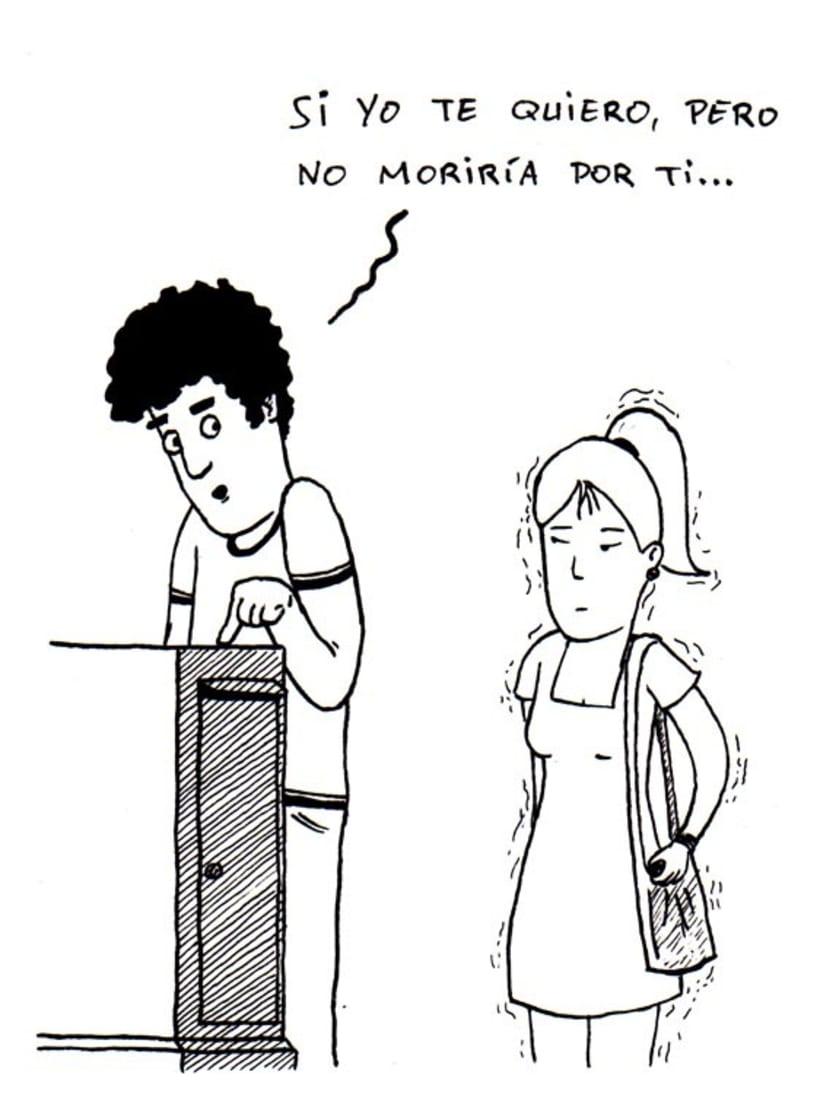 Con más o menos gracia - Comic 29