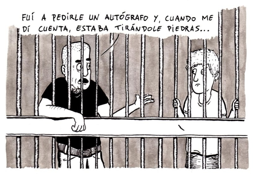 Con más o menos gracia - Comic 34