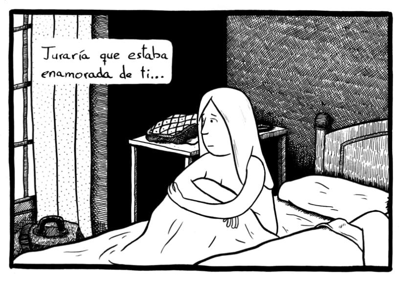 Con más o menos gracia - Comic 62