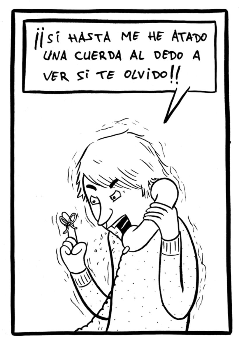 Con más o menos gracia - Comic 65