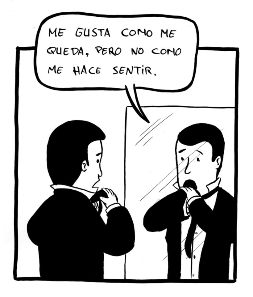Con más o menos gracia - Comic 68