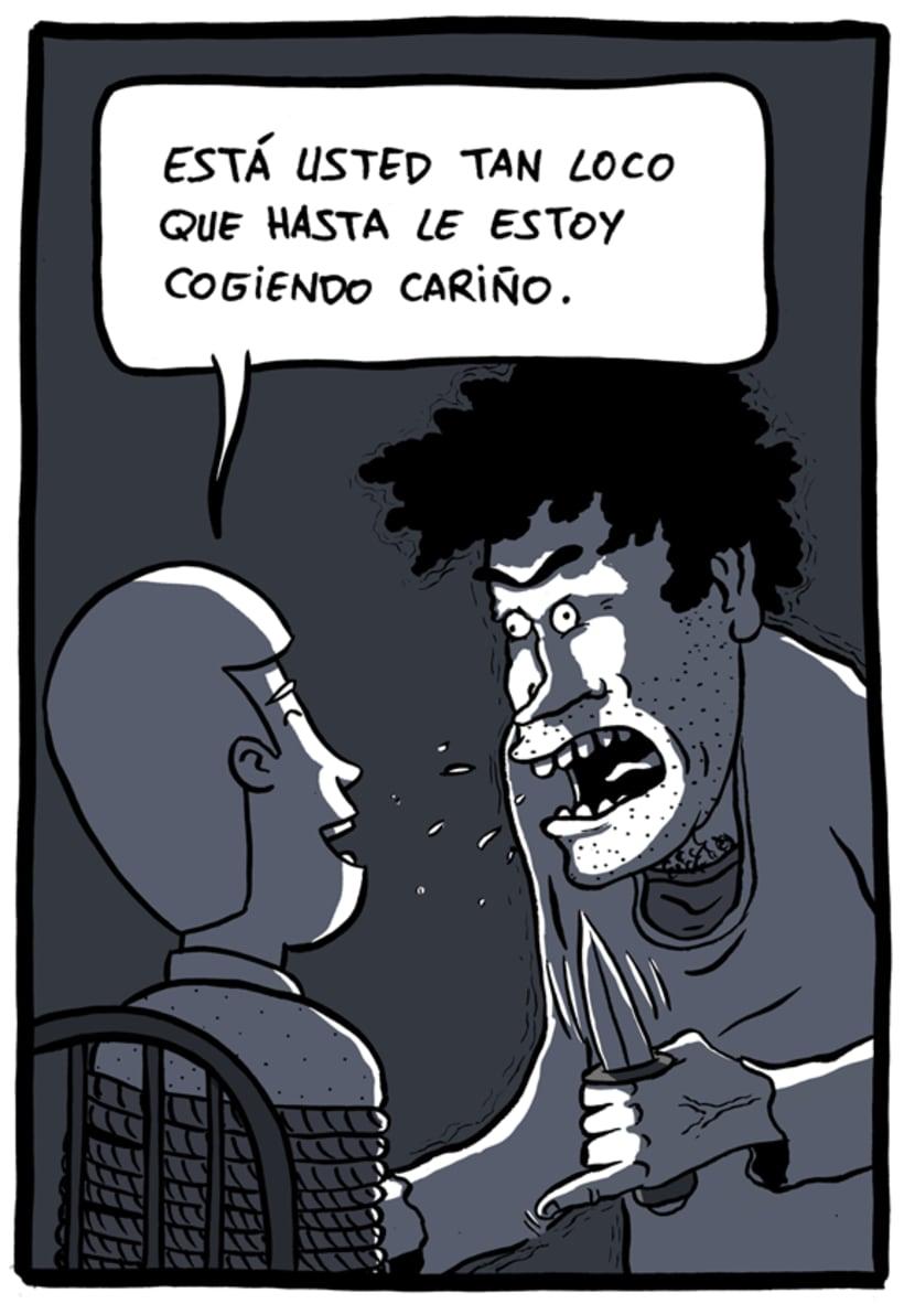 Con más o menos gracia - Comic 72
