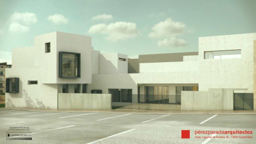Ilustre Colegio de Abogados & unifamiliar -1