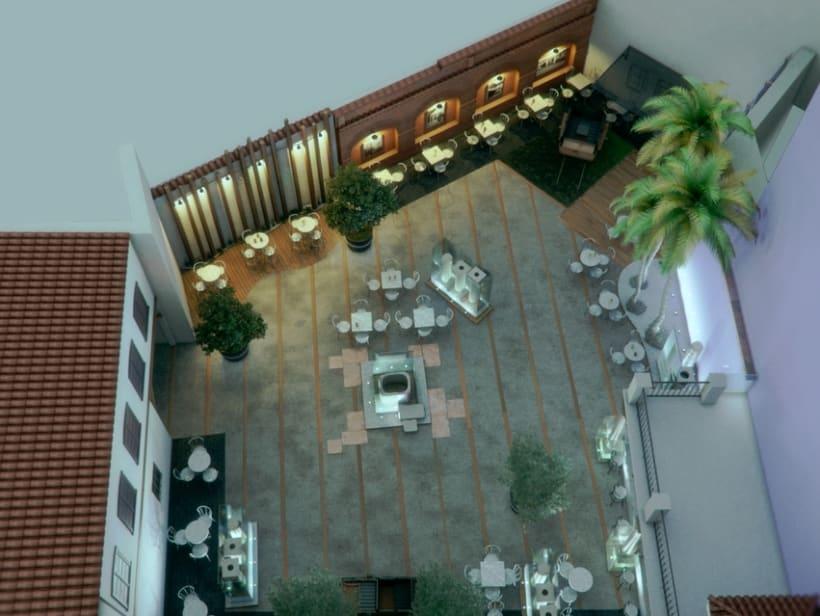 Infoarquitectura Exterior terraza -1