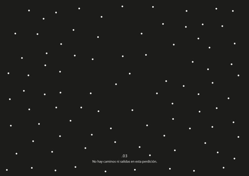 Perdida - Gráfica experimental 12