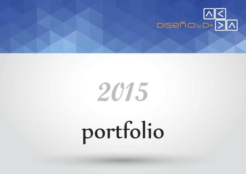 Portfolio 2015 Segunda parte 0