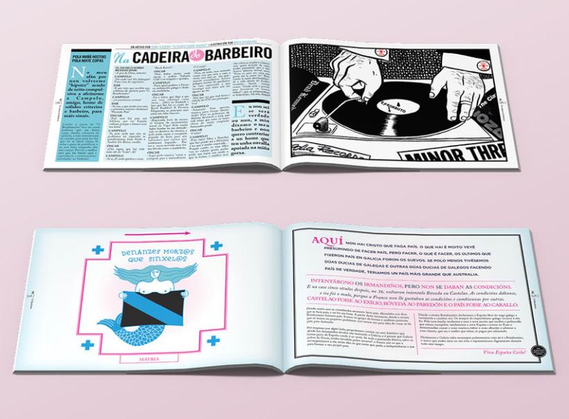 Botafumeiro, Revista Digital 2
