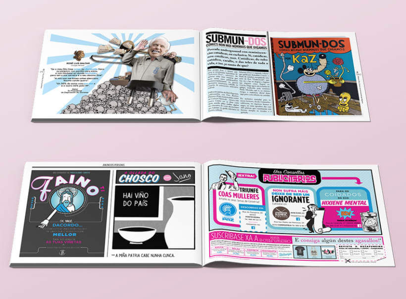 Botafumeiro, Revista Digital 3