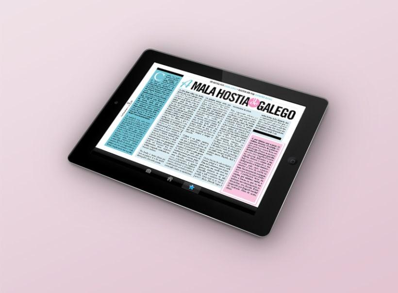 Botafumeiro, Revista Digital 5