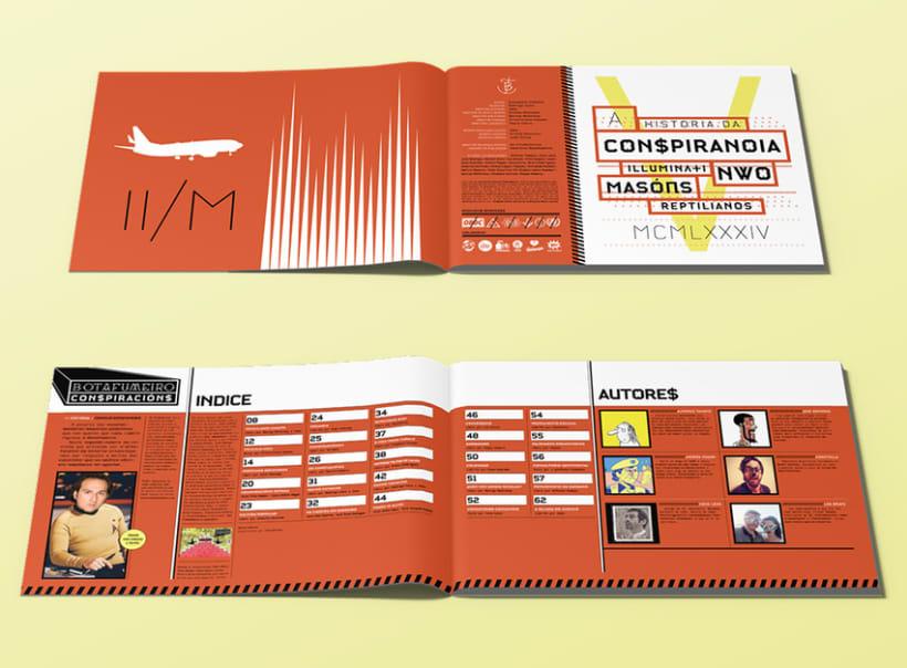 Botafumeiro, Revista Digital 9
