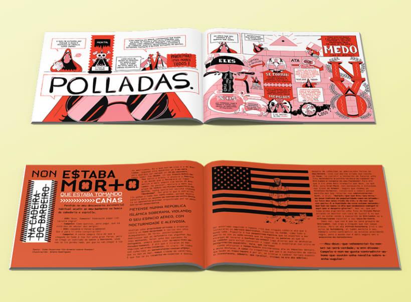 Botafumeiro, Revista Digital 10