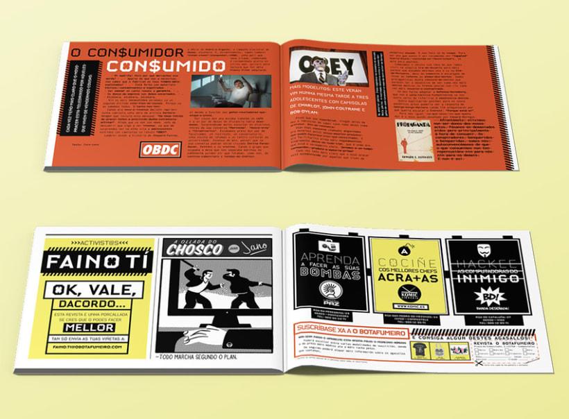 Botafumeiro, Revista Digital 11