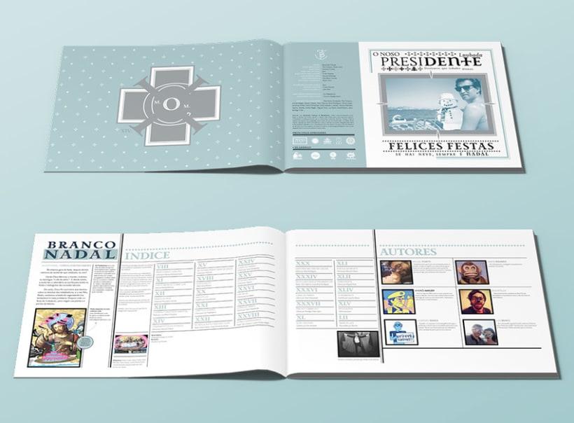 Botafumeiro, Revista Digital 17