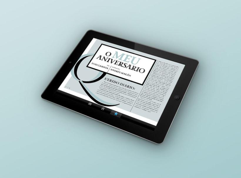 Botafumeiro, Revista Digital 21