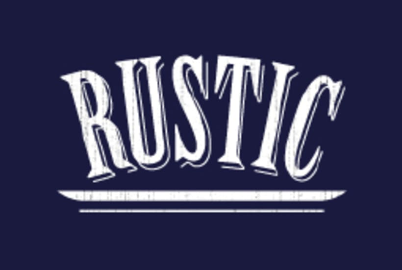 Rustic web 15