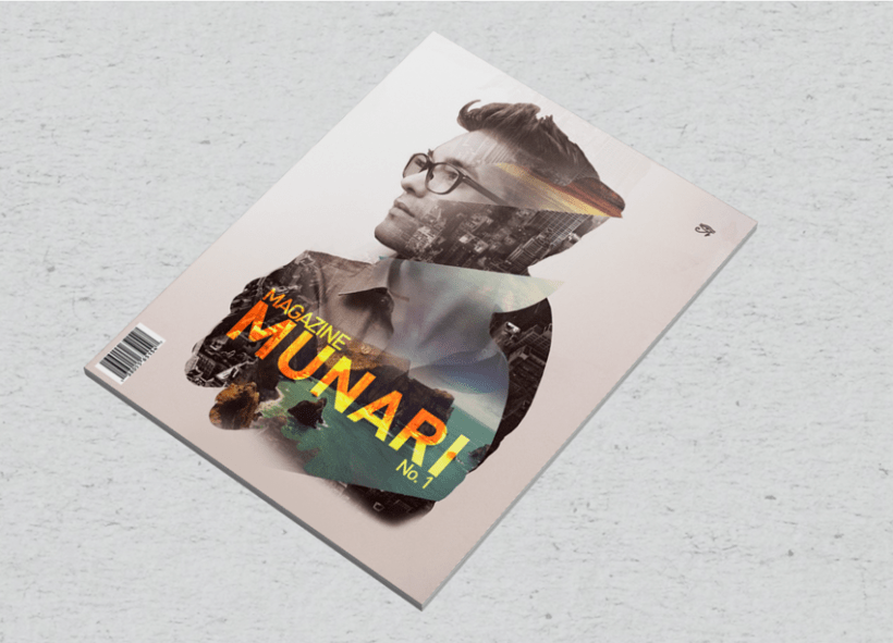 Mi Proyecto del curso  Introducción al Diseño Editorial 0