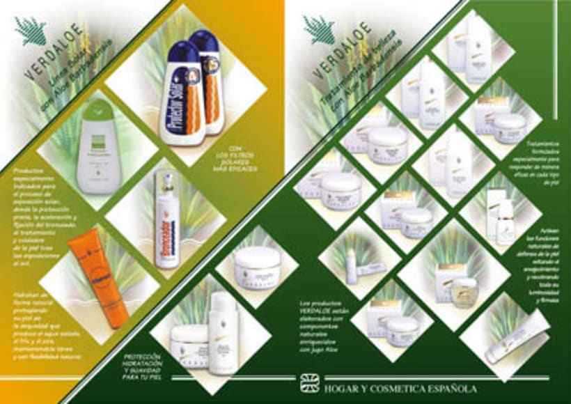 Packaging y productos 1