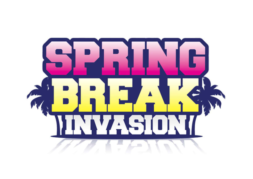 Spring Break Invasion  2014 3