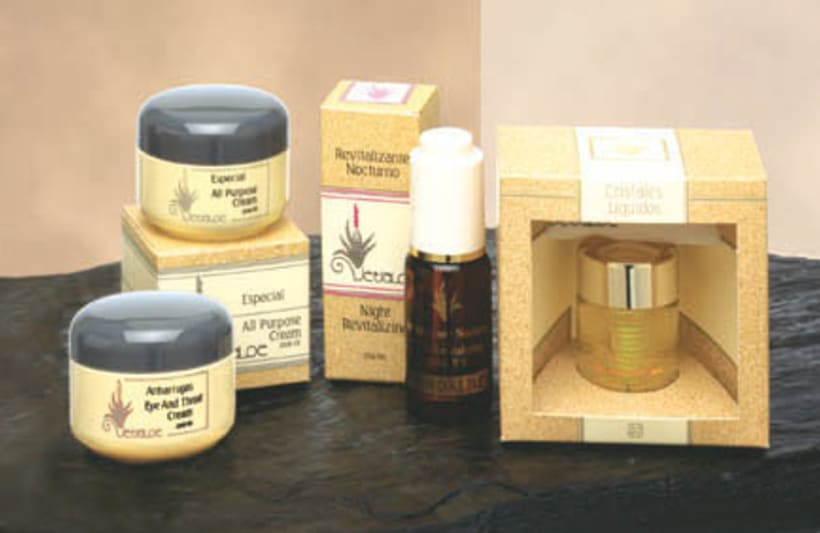 Packaging y productos 6