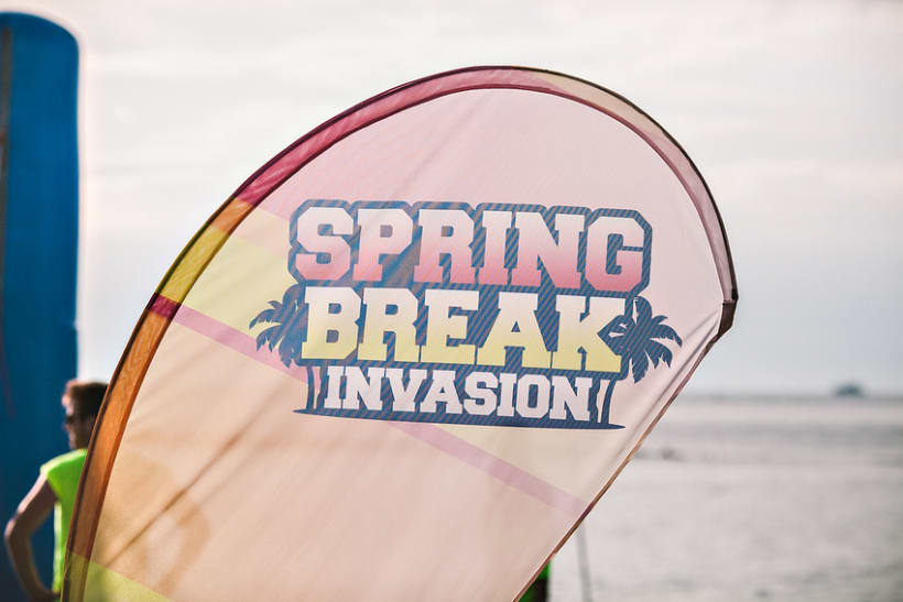 Spring Break Invasion  2014 8