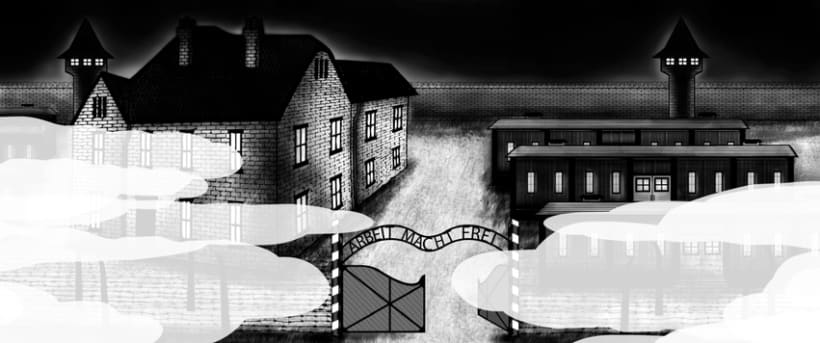 Animation of Nazi Holocaust for a UK Production Agency 3
