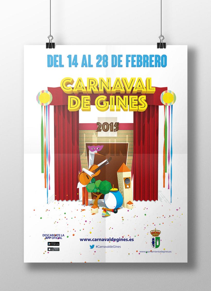 Propuesta Carnaval de Gínes 2015 0