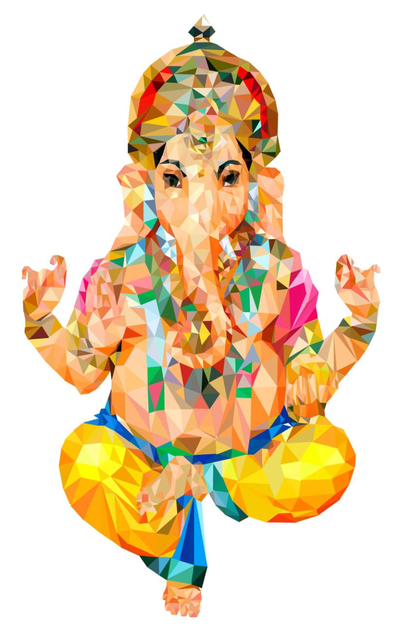 Dioses hindúes  -1