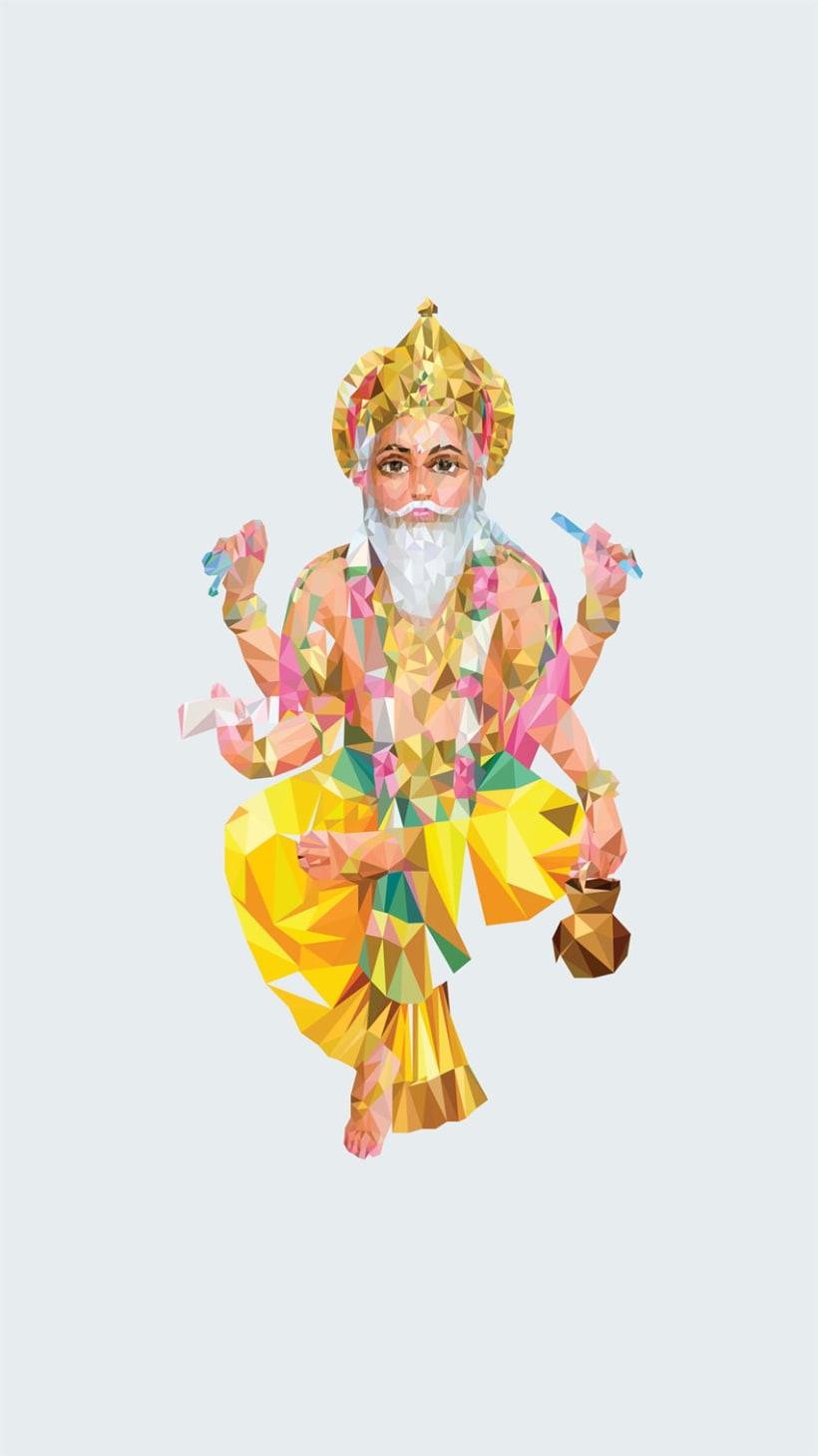 Dioses hindúes  0