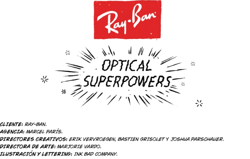 Ray-Ban Optical Superpowers 0