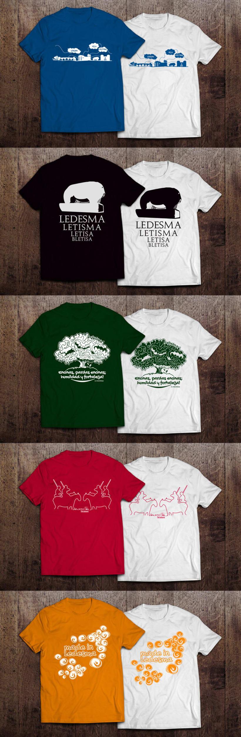 Camisetas Ledesma -1