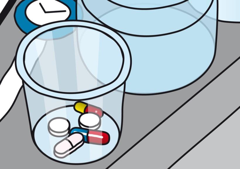 Blas y las pastillas mágicas 7