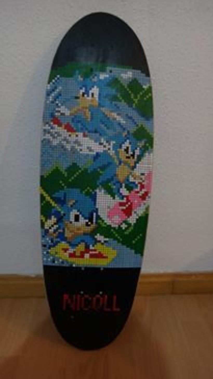 Tablas de skate y longboard personalizadas 6