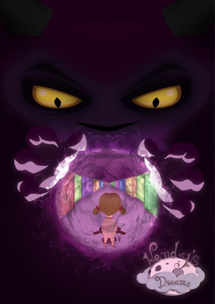 Poster de juego Wendy's Dreams -1