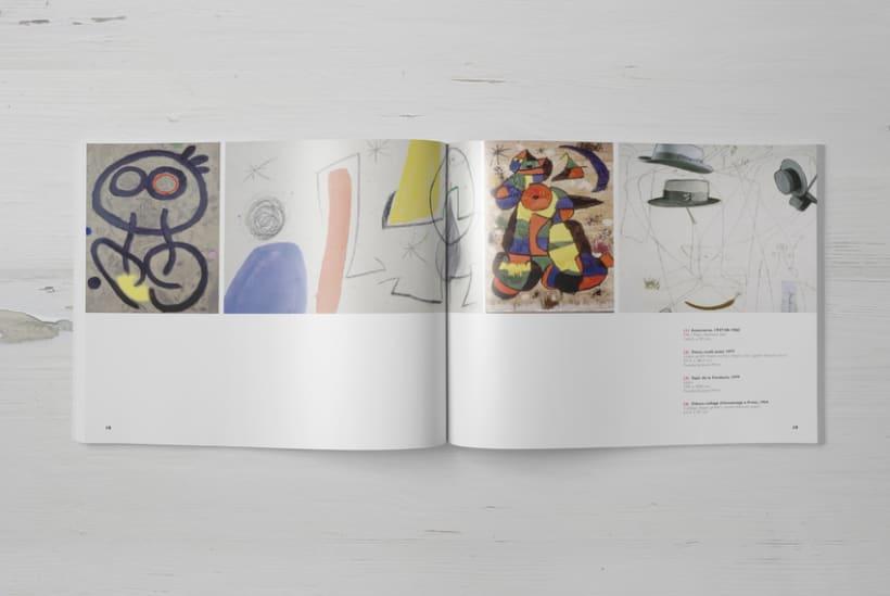 Fundació Joan Miró 10