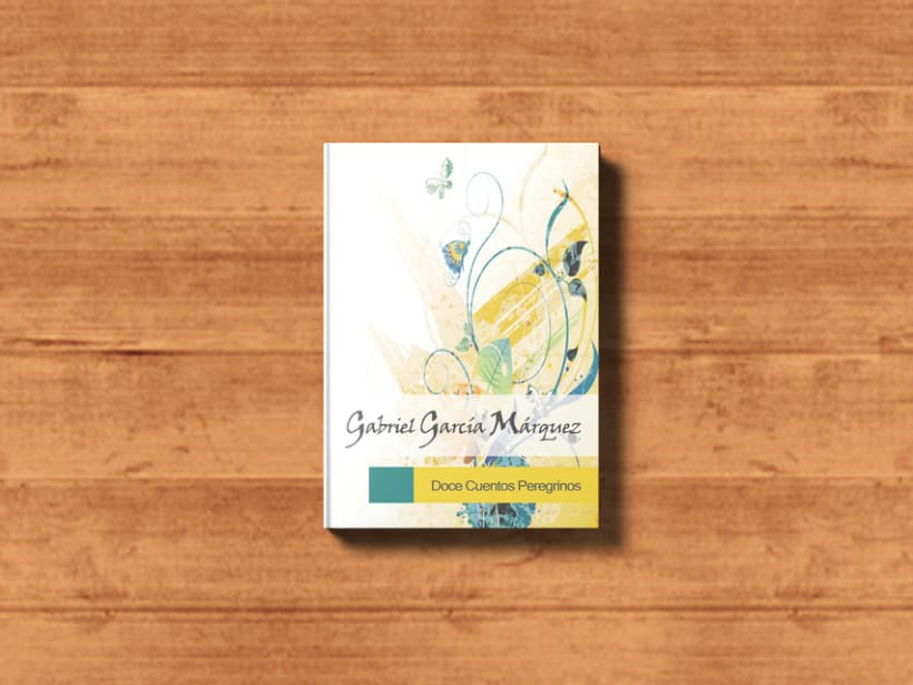 Editorial Design - Book Cover -1