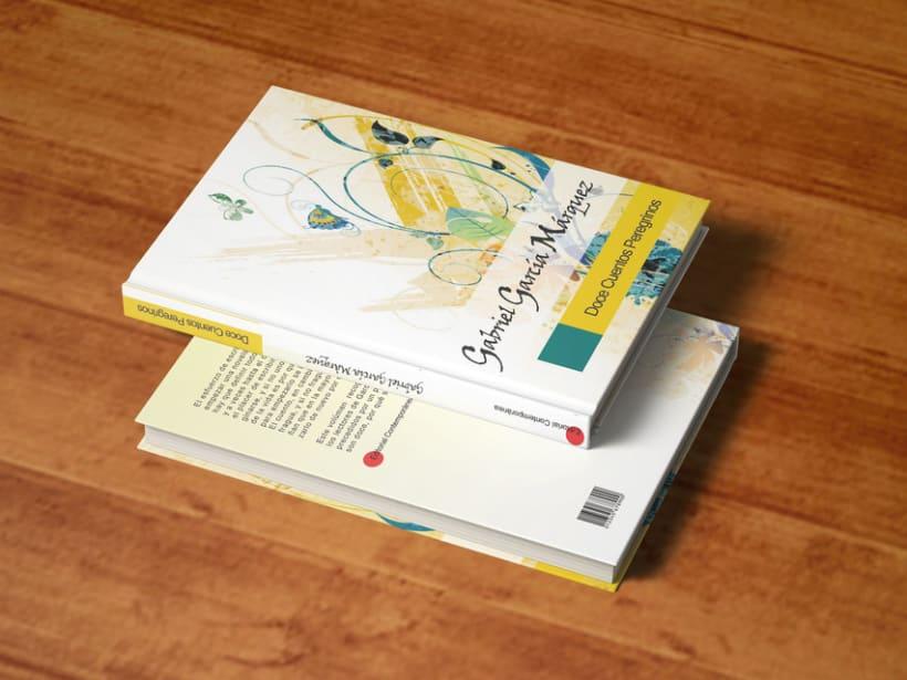 Editorial Design - Book Cover 2