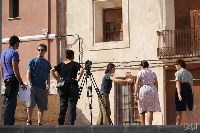 """Foto Fija del corto """"Figues i raÏm""""  4"""