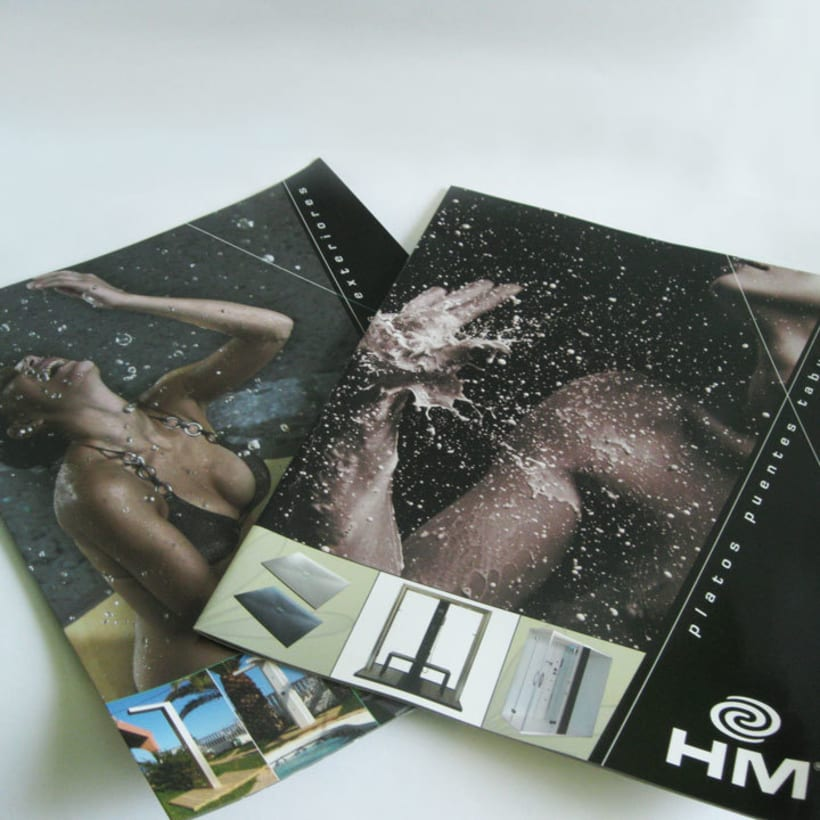 Catálogos Producto HM -1