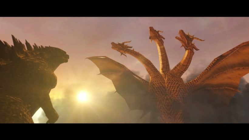 Godzilla 2 Trailer (Fan-Made) 0