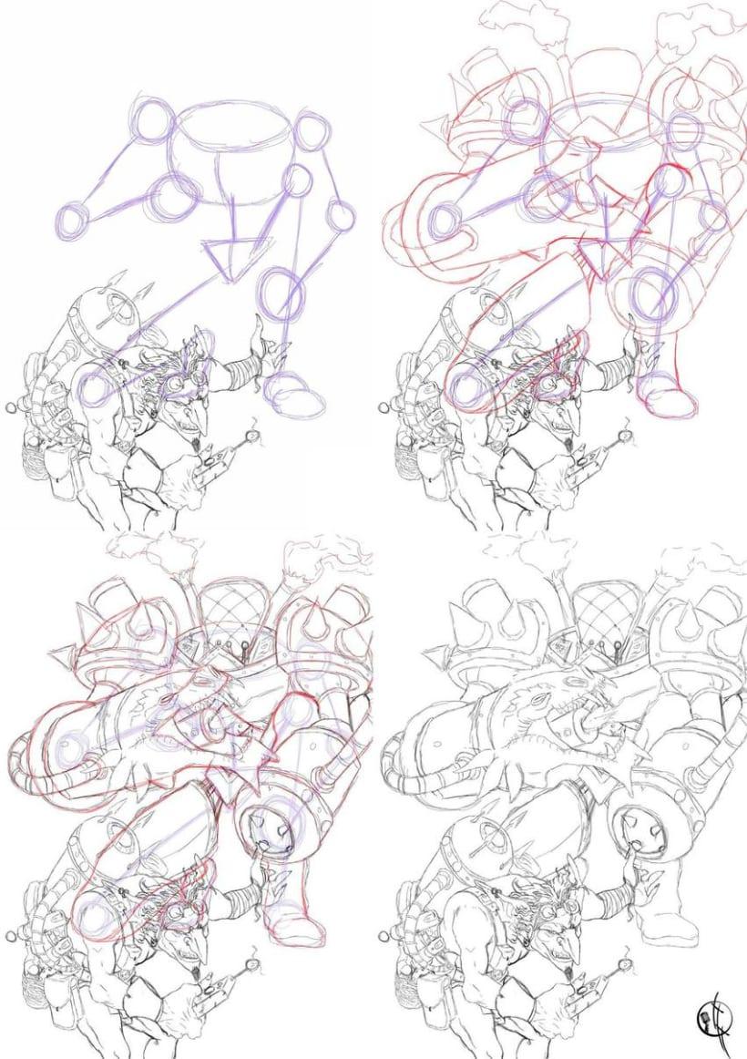 Goblin Illustration 1