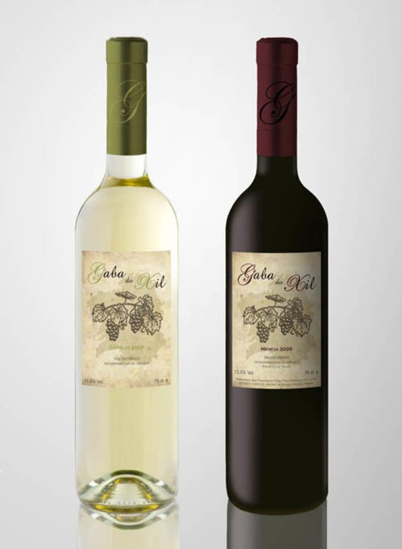 Etiquetas de vino 0