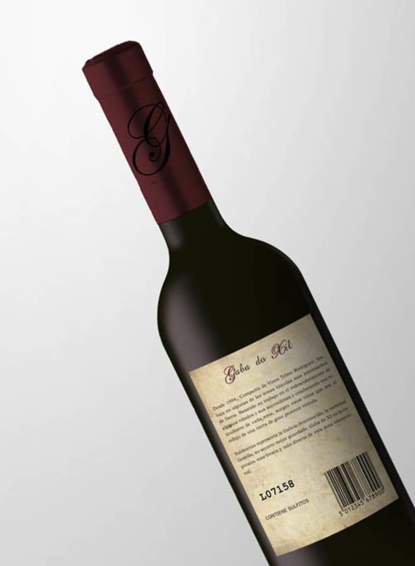 Etiquetas de vino 2