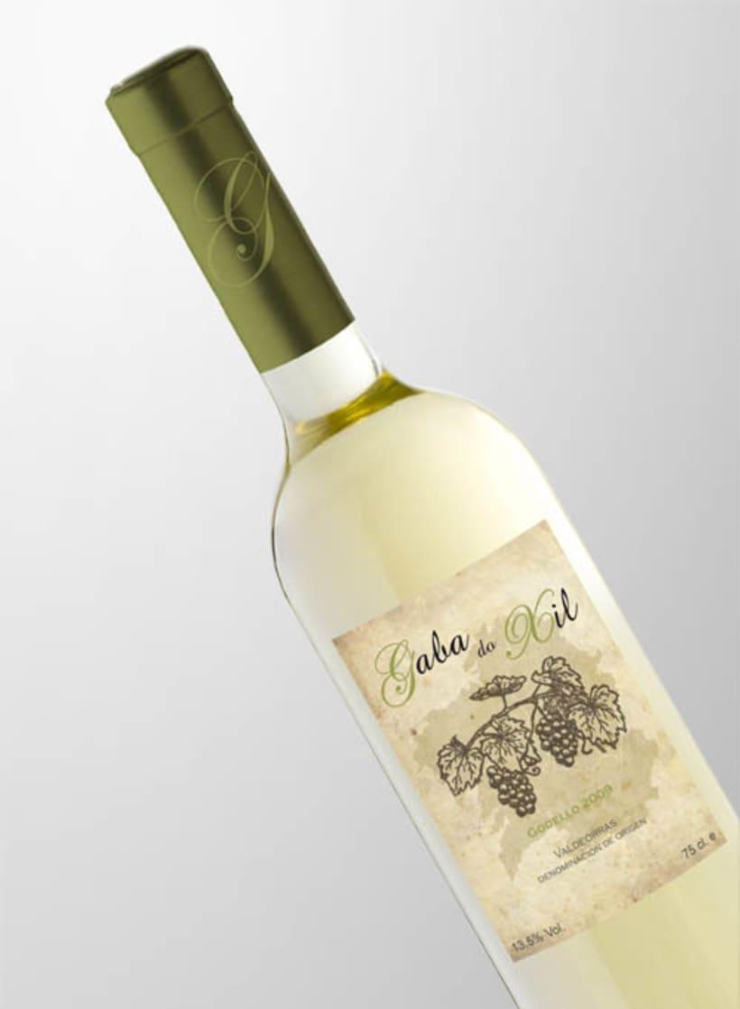 Etiquetas de vino 1