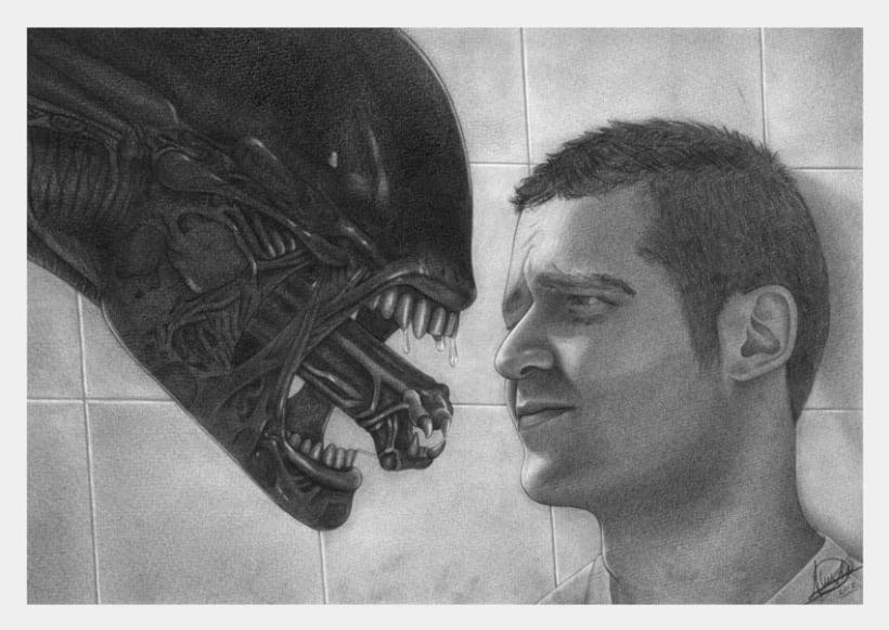Alien: encargo personalizado 0