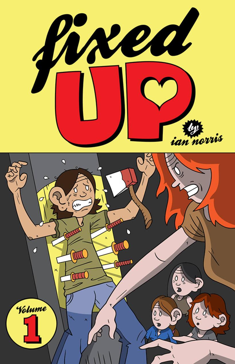 Fixed Up Comic 1